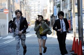 『東京難民』場面3