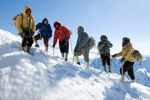 『K2~初登頂の真実~』場面3