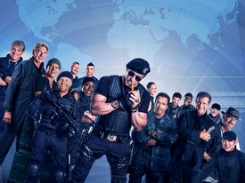 『エクスペンダブルズ3 ワールドミッション』