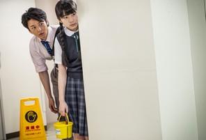 『女子の事件は大抵、トイレで起こるのだ。』場面4