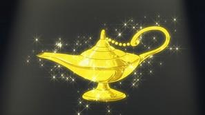 『シンドバッド 魔法のランプと動く島』場面5