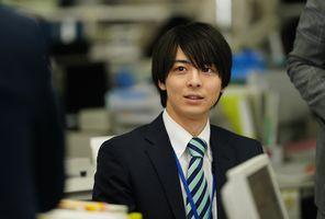 『前田建設ファンタジー営業部』場面画像1