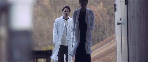 『メカニカル・テレパシー』場面画像1/吉田龍一、白河奈々未