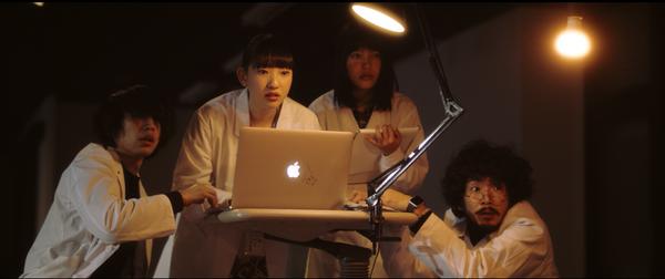 『メカニカル・テレパシー』場面画像3/石田清志郎、伊吹葵 、松井綾香、時光陸