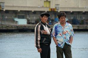『ねばぎば 新世界』場面画像1/上西雄大、赤井英和_港